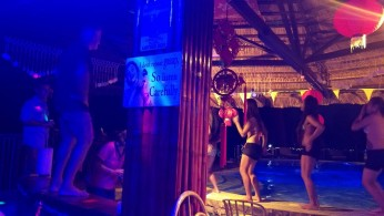 bikini night!