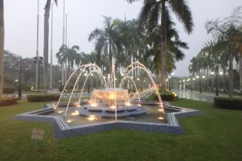 ilus isegi vihmakäes