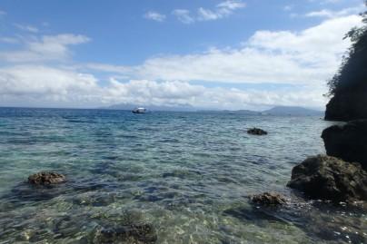 meie snorgeldasime, taamal käis tihe sukeldumine, vaatasime ilmselt samu asju.