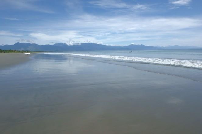 rand oli suur ja lai.