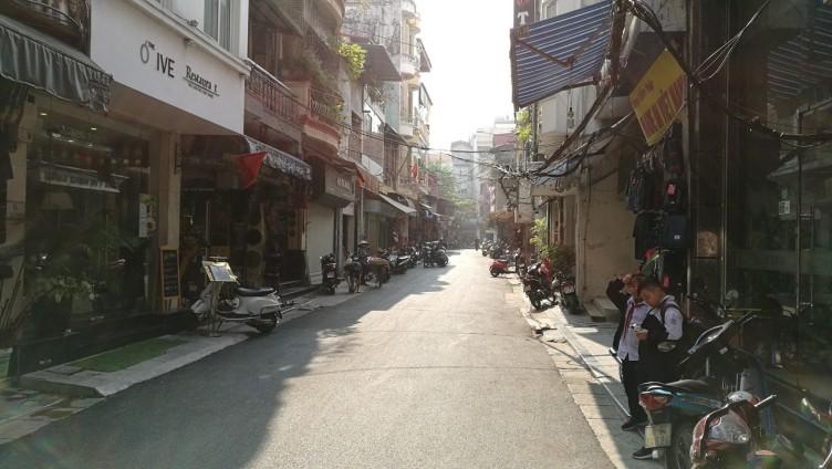 hotellitänav Hanois