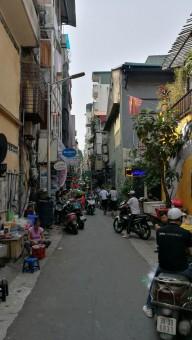 vanalinna kitsad tänavad
