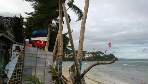 eesti lipp oli ka rannas olemas!