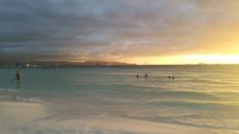 ainus kena päikeseloojang ka mis nägime seal