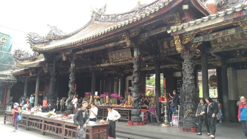 Longshani tempel