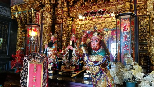 veel mingi tempel