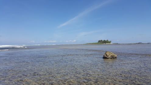 käisime ühel saarel veel