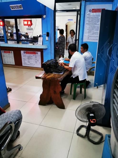 LTO kontor kus siis auto tehnilisi passe trükitakse
