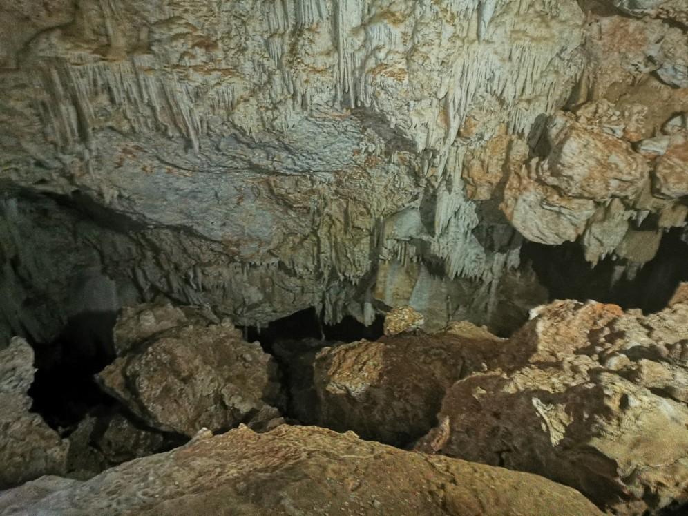 oli ikka suur koobas.