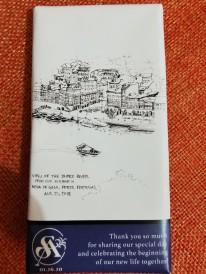 pulmas saime šokolaadi ka. pildi joonistas Santi